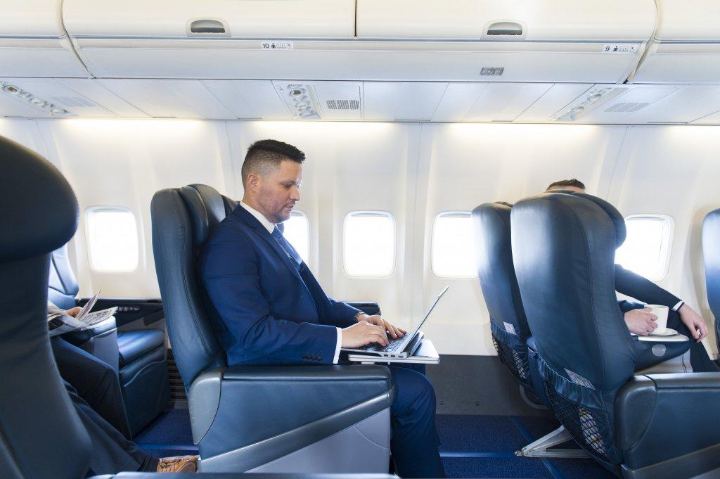 Ryanair Corporate Jet