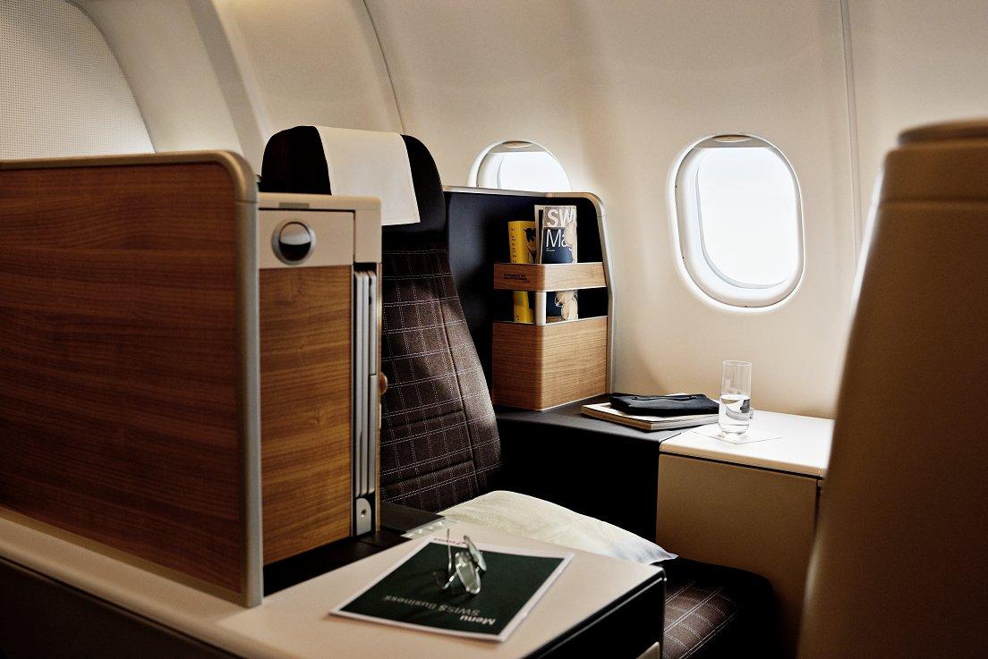 SWISS A340 vernieuwing