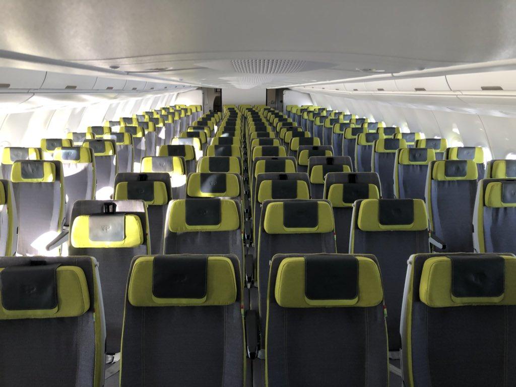 TAP A330-900 Economy