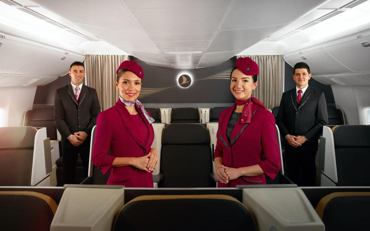 Turkish Airlines uniform