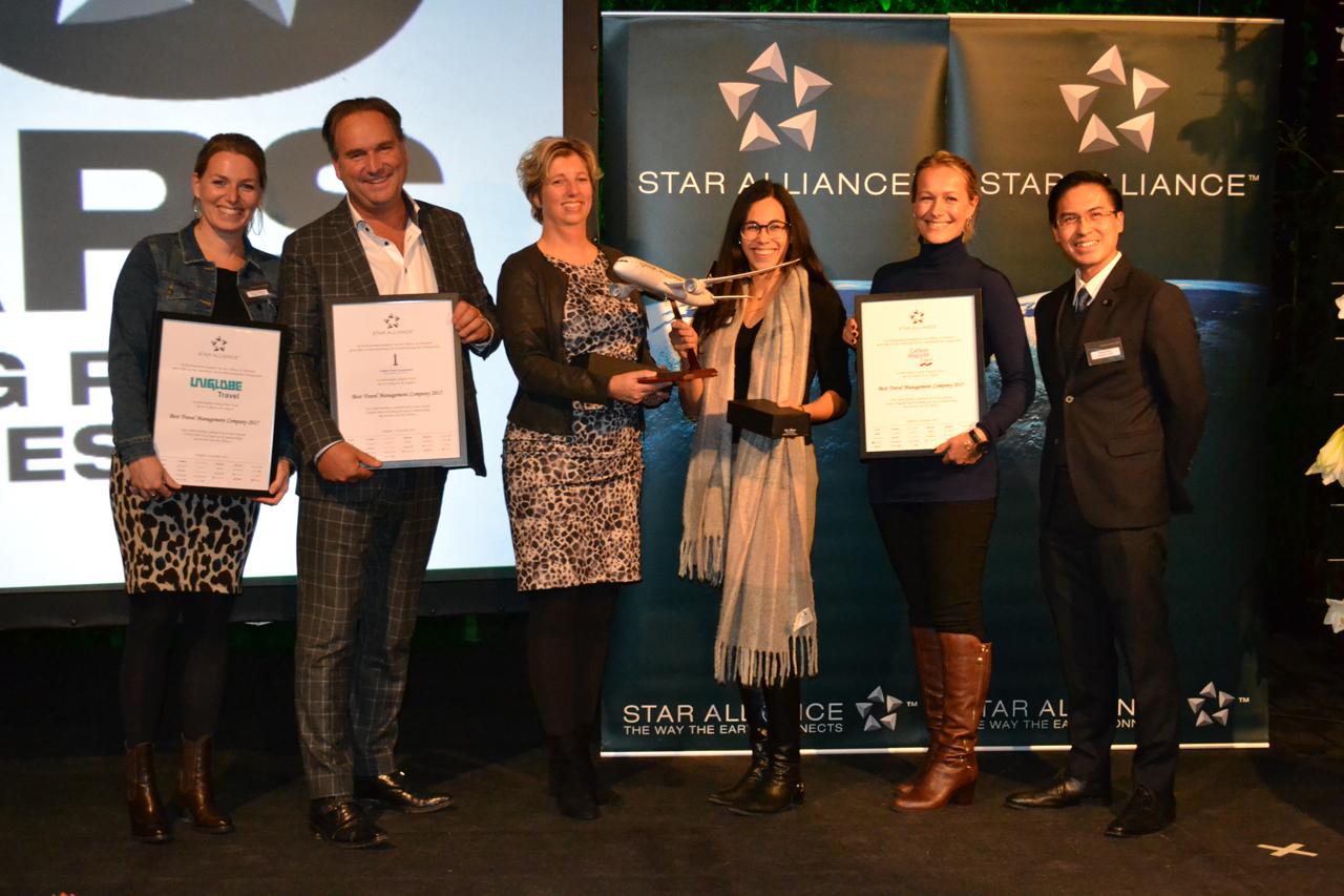 Star Alliance Awards 2017