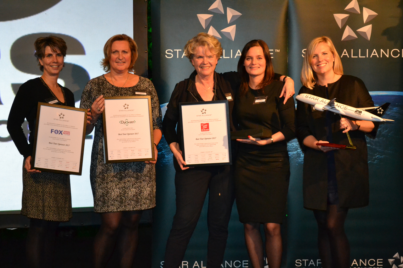 Star Alliance Awards 2017